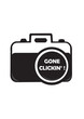 gone clicking concept with camera vector