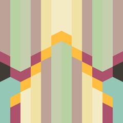 vintage art decor pattern illustration