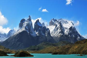 Epic beauty of the landscape - Cliffs of Los Kuernos