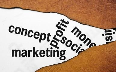 Concept marketing profit