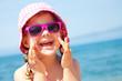 Leinwanddruck Bild - Sun Protection