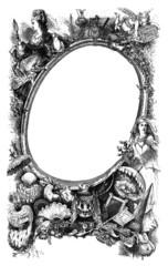Fashion - Page Ornament - 19th century