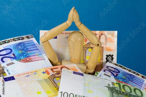 Geld bis zum Hals, q.
