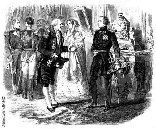 Military - begining 19th century