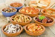 Spanish Tapas & Crusty Bread - 51415865