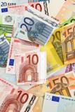 Fototapete Geldschein - Bank notes - Geld / Kreditkarte