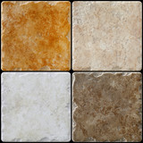 marble decorated background tiles, mosaic