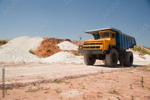Industrial Area quarry