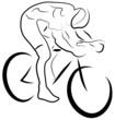 Radfahrer - Sprint - Straßenrennen