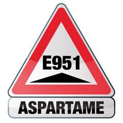 ASPARTAME , E951  - attention