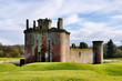 Caerlaverock Castle, Dumfries and Galloway.