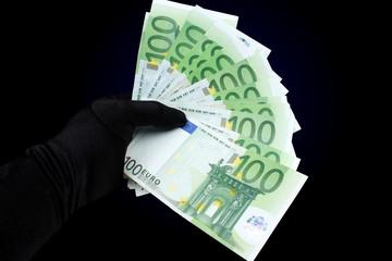 Euro Diebstahl