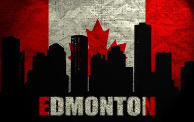 View of Edmonton