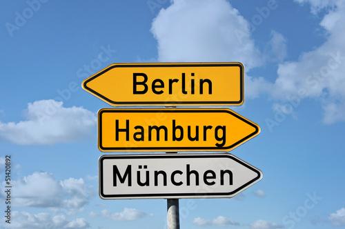 berlin hamburg münchen