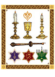set of judaic