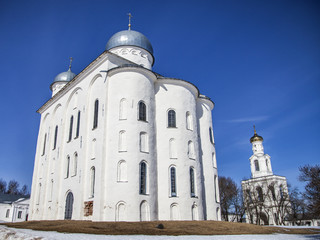 St. George's Cathedral in St. George's (Yuriev) Monastery