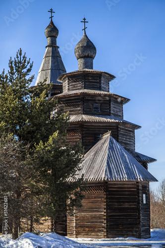 Tiered Church of St. Nicholas, 18th century