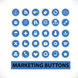 marketing buttons