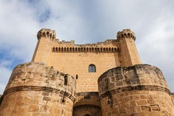 Castillo de Sajazarra en La Rioja, España