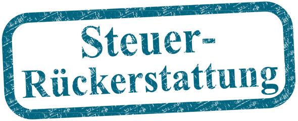 Steuer Rückerstattung Stempel  #130415-svg03