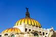 Dome of Palacio de las Bellas Artes