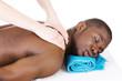 Beauty treatment concept.