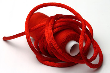 Red threads and red band