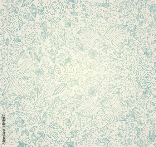 Elegance floral background