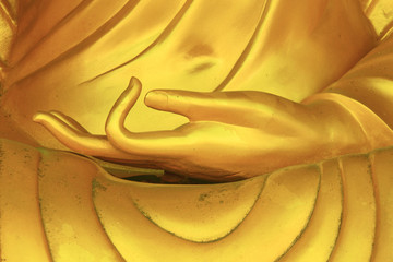 Hand postures of the Buddha