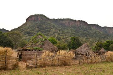 Hut in Dindefelo