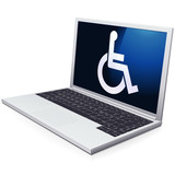 Laptop and accessibility