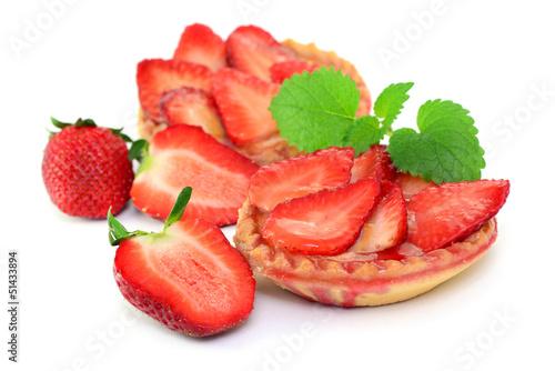 Dessert, Minze