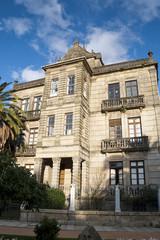 Villa Pilar, Pontevedra city, Galicia, Spain