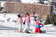 Ski famille superdévoluy