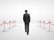 businessman walking