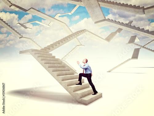 future stair