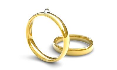 Eheringe, Konzept Heiraten