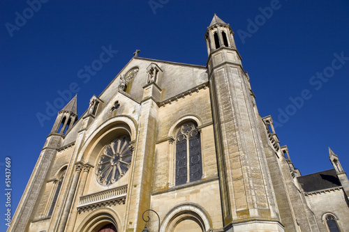 Niort church