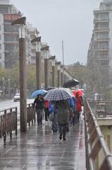 pioggia spagnola