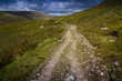 canvas print picture - West Highland Way Schottland