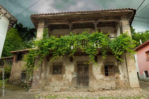 Northern Spain village