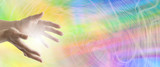 Colour Healing website header