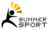 Summer sport poster