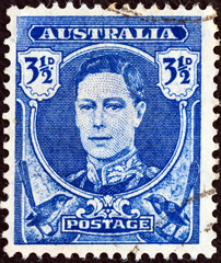 King George VI (Australia 1942)