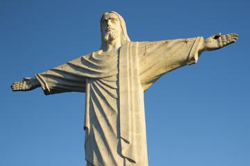 Cristo Redentor Céu Claro