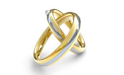 Hochzeit, Eheringe