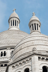 The Basilica of the Sacred Heart (Basilique du Sacré-Cœur)