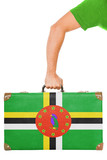 The Dominica flag