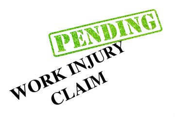 Work Injury Claim PENDING