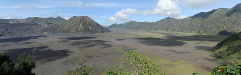 parco nazionale di Bromo-Tengger-Semeru sull'isola di Java